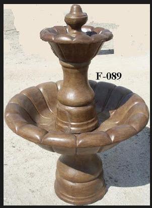 Plain Fountain (No Color) $300