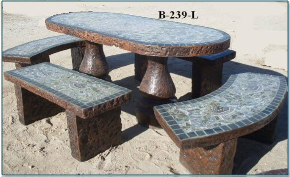 Concrete tables page 2 - Mesas de piedra para jardin precios ...